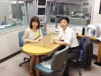 RKC高知放送ラジオ「久保田ヒロシの気分は上々!」出演