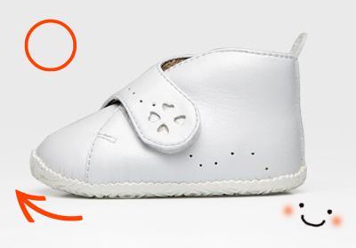 赤ちゃん靴の選び方