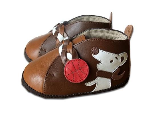 人気のベビー靴
