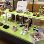 未熟児ちゃんのベビー靴