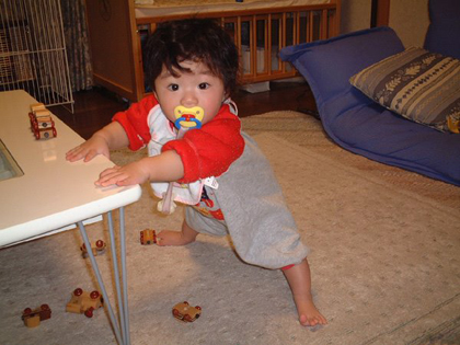 超未熟児の成長記録