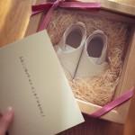 赤ちゃん誕生プレゼント「タイムトラベルボックス」