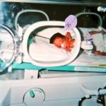 超未熟児で生まれた娘