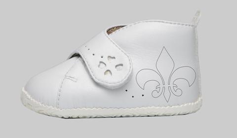世界にひとつのベビー靴