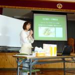 幼児とママのための足育講座