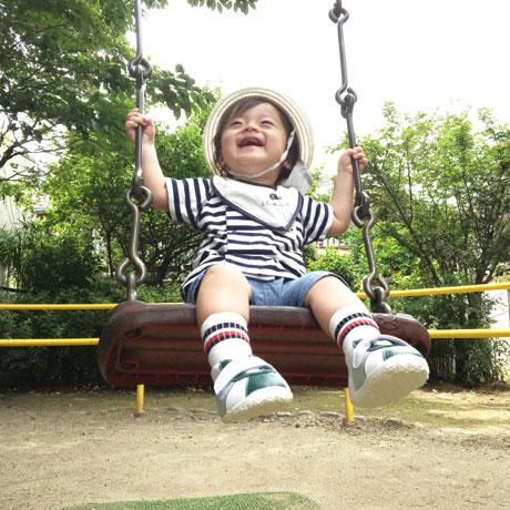 Rくんの笑顔2